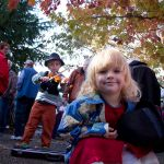 Salt Spring Saturday Market, young buskers