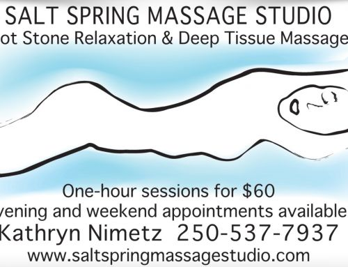 Salt Spring Massage Studio